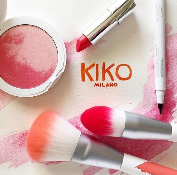 Up to 70% Off @ Kiko Milano