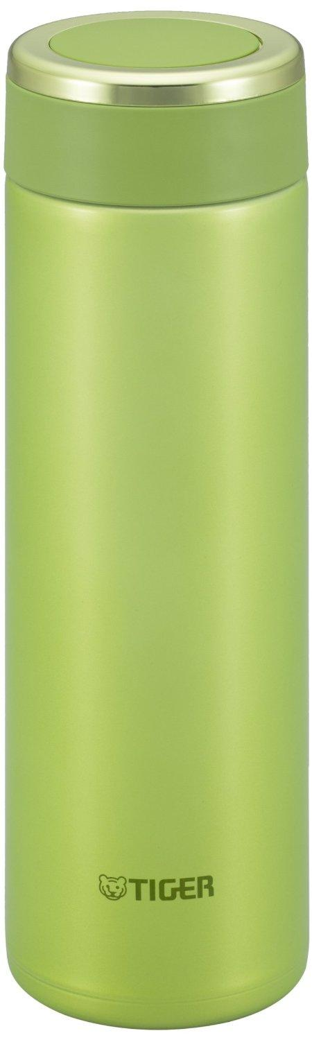 $22.99 Tiger MMW-A048-GL Stainless Steel Vacuum Insulated Travel Mug, 16-Ounce, Lime Green