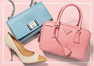 Up to 30% Off Select Prada Women's Handbag @ MYHABIT