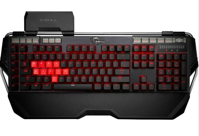 G.SKILL RIPJAWS KM780 Cherry MX Brown Mechanical Gaming Keyboard