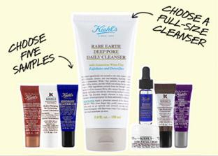 Free 5 Deluxe Samples With $65 Purchase @ Kiehl's