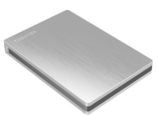 Toshiba Canvio Slim II 1TB External USB 3.0 Portable Hard Drive