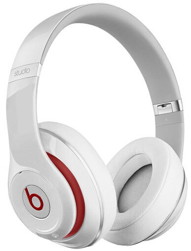 Beats by Dr. Dre - Geek Squad Certified Refurbished Beats Studio Wireless On-Ear Headphones