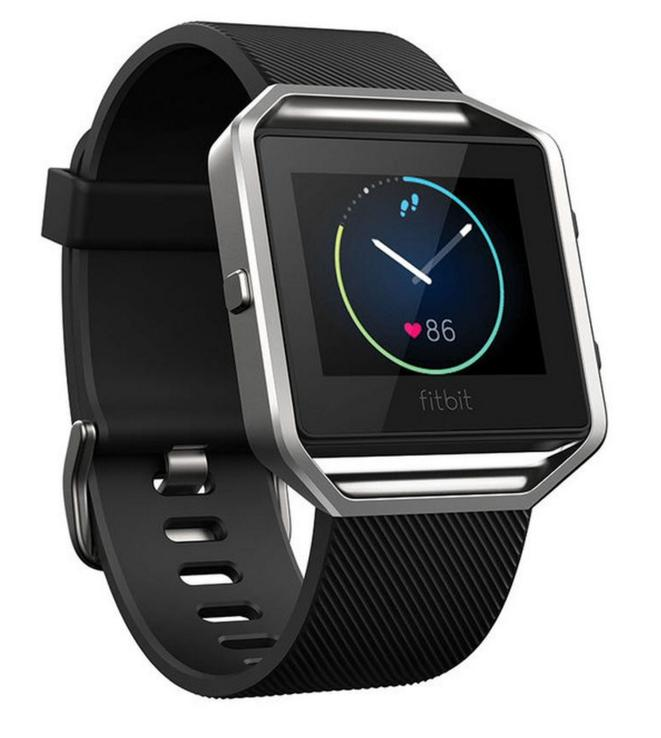 $159.96+Free Waterproof Speaker ($40 Value) Fitbit Blaze Smart Fitness Watch