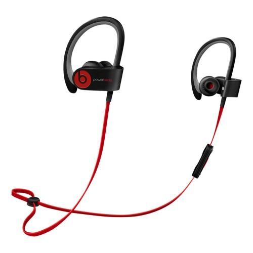 Beats by Dr. Dre - Geek Squad Certified Refurbished Powerbeats2 Wireless Earbud Headphones