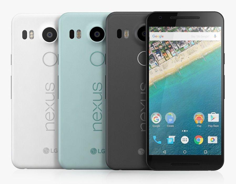 $269.99 LG Google Nexus 5X Unlocked 16GB Smartphone (H790)