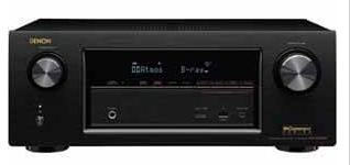 Denon 7.2 Channel Full 4K Ultra HD Network A/V Receiver