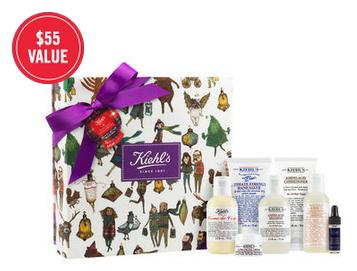 Free 6 Deluxe Samples With Over $65 Gift Set Purchase @ Kiehl's