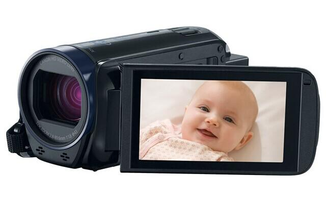 Canon VIXIA HF R600 High Definition Personal Camcorder @ Canon