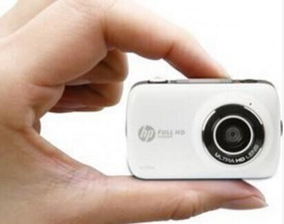 HP Life Cam Mini HD Action Camera @ Shnoop
