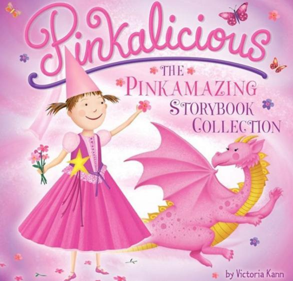 Pinkalicious: The Pinkamazing Storybook Collection @ Amazon