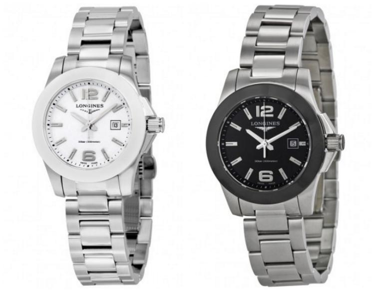 Longines Conquest Ladies Watch@JomaShop.com