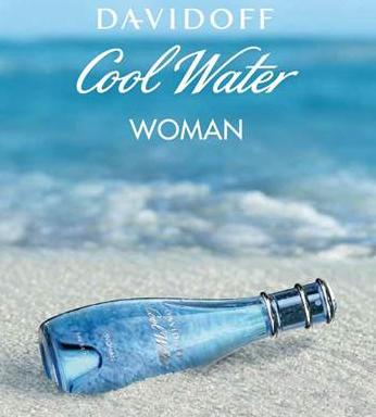 COOL WATER by Davidoff Perfume 3.4 oz edt