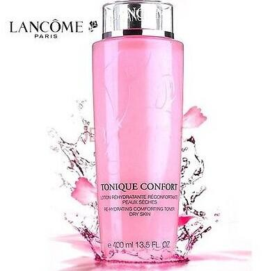 Free 3 Advanced Genifique Samples + Beach Tote + Free Shipping with Tonique Confort Toner Purchase @ Lancome