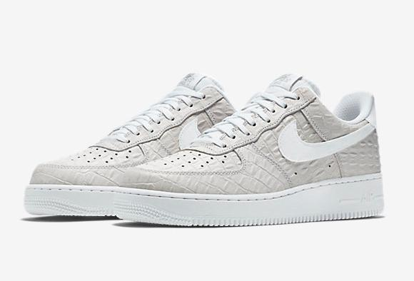 $48.00 Nike White Air Force 1 for $48 Free Shipping