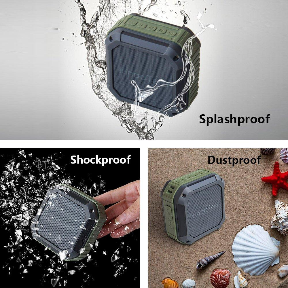 Innoo Tech Bluetooth Waterproof Speakers