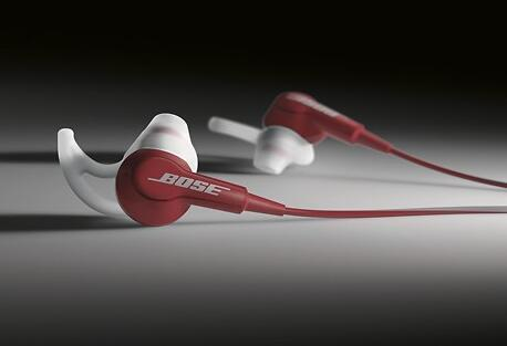 Bose SoundTrue In-Ear Headphones (Audio) - Cranberry