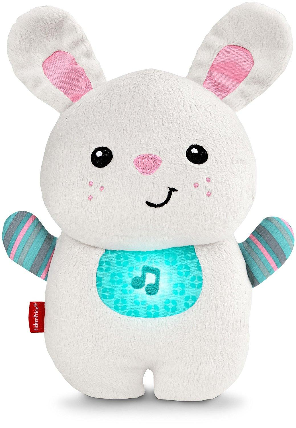 $8.99 Fisher-Price Soothe and Glow Bunny