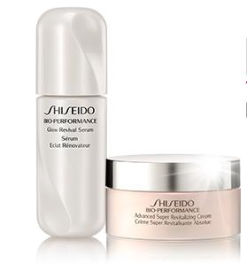 Free Bio-Performance Sample Duo With Any Bio-Performance Purchase @ Shiseido
