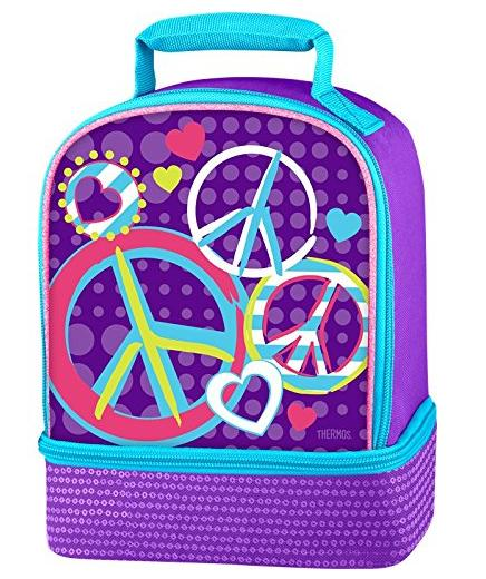 Thermos Soft Lunch Kit, Peace @ Amazon