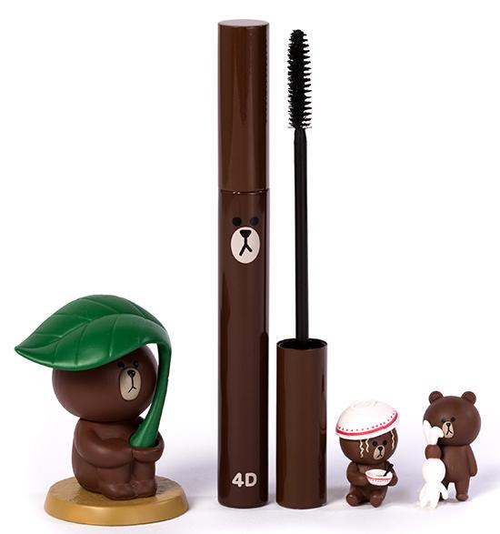 $11.20 The Style Line Friends Edition 4D Mascara