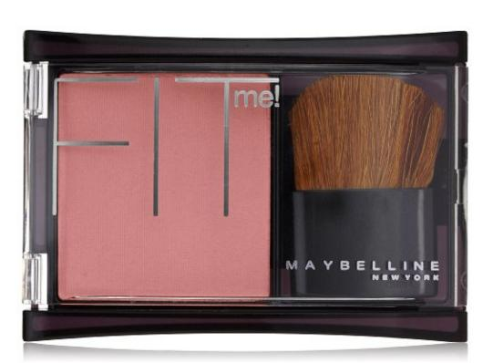 Maybelline New York Fit Me! Blush, Deep Rose, 0.16 Ounce @ Amazon