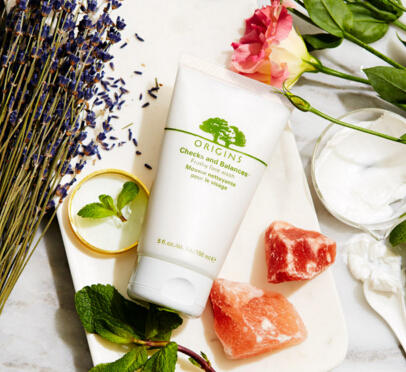 Free Full Size Face Wash with $30 Purchase @ Origins
