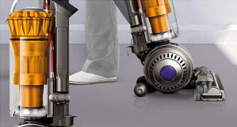 Dyson DC40 Multi Floor Upright Vacuum (Refurbished)