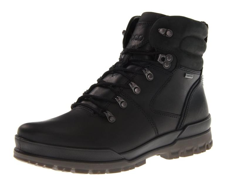 ECCO Men's Track 6 GTX Plain-Toe Boot