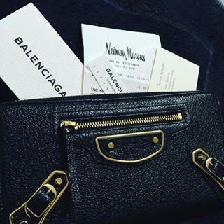 Up to $100 Off with Balenciaga Wallets Purchase @ Neiman Marcus