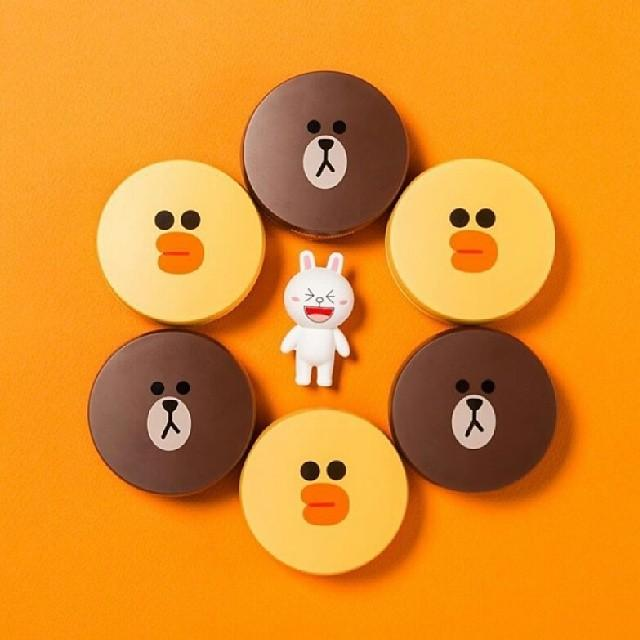 $22 Missha X Line Friends Sally Collaboration Cushion #21(+refill 1pcs+air in Puff)