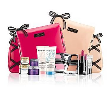 Free 7 Piece Gift with any $39.50+ Lancome Purchase @ Bloomingdales