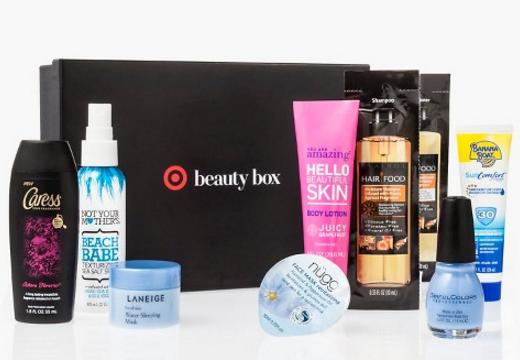 $5 Target Beauty Box ($17 Value)