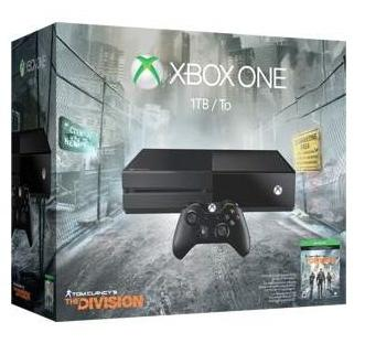 $399.99+$100 GC Xbox One 1TB Console - Tom Clancy's The Division Bundle