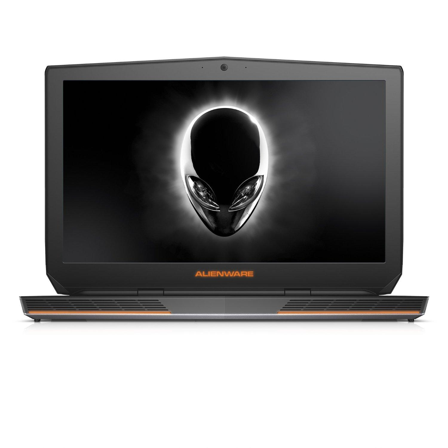$2068.89 Alienware AW17R3-8342SLV 17.3 Inch UHD Laptop (6th Generation Intel Core i7, 16 GB RAM, 1 TB HDD + 256 GB SSD) NVIDIA GeForce GTX 980M