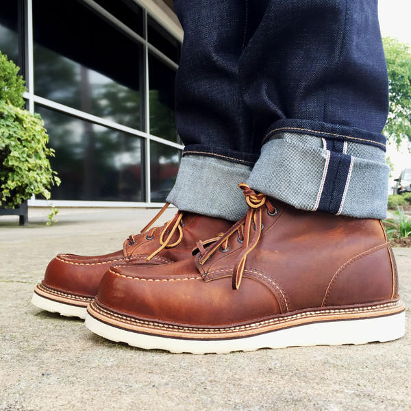 Red Wing Heritage 1907 Moc 6
