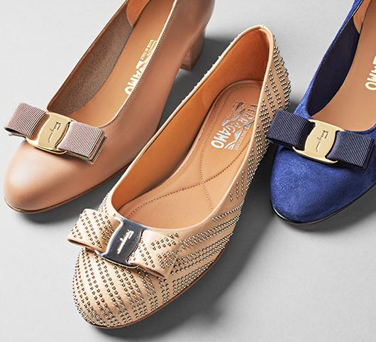 Up to 30% Off Salvatore Ferragamo Shoes On Sale @ MYHABIT