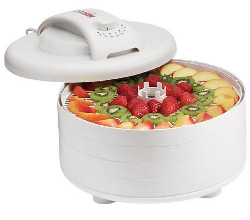 Nesco FD-60 Snackmaster Express 4-Tray Food Dehydrator @ Amazon