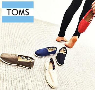 Up to 48% Off Toms Shoes' Sale @ Bloomingdales
