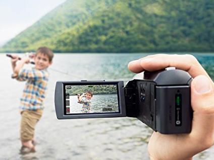 Sony HDR-CX405/B Full HD 60p Camcorder Kit