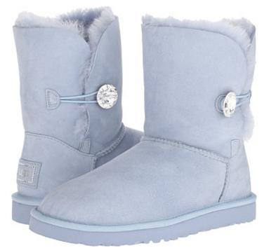 $99.99 UGG Bailey Button Bling Women' Boots On Sale @ 6PM.com