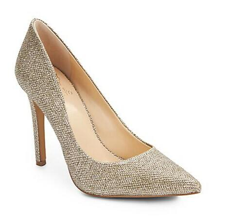 Vince Camuto Cresida Point-Toe Pumps @ Saks Off 5th