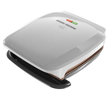 Dealmoon Exclusive! $15 + Free Shipping George Foreman Four Serving Countertop Grill