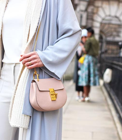 10% Off Chloe Drew Nano Leather Shoulder Bag  @ Bergdorf Goodman