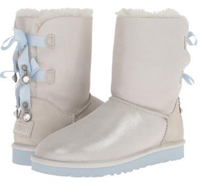 $109.99 UGG Bailey Bow Bling I Do! Women's Boots On Sale @ 6PM.com