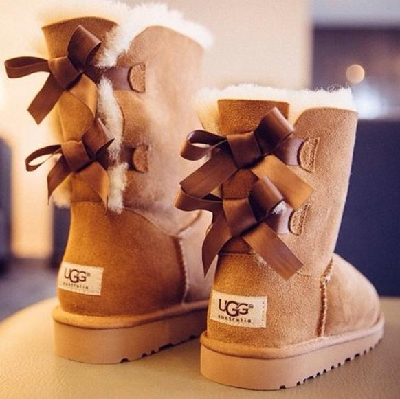 $139.95 UGG Bailey Bow Women's Boots On Sale @ 6PM.com