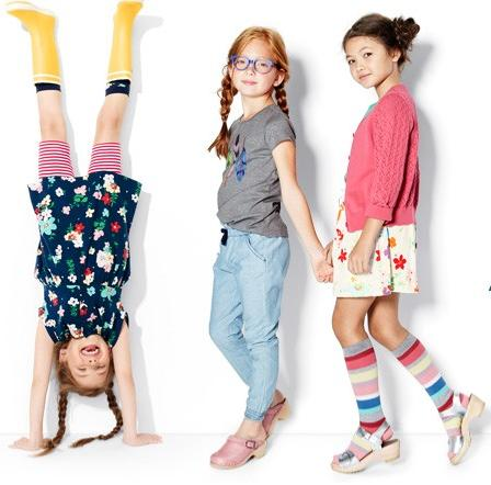 40% Off All Girls Apparal