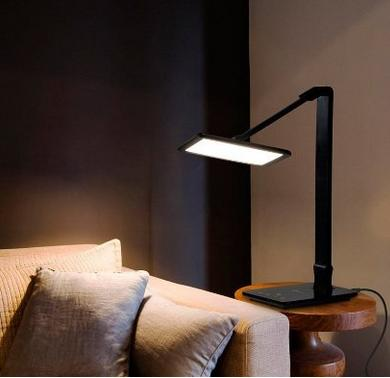 $38.99 ANNT Smart Touch Dimming and Color Temperature Control LED Desk Lamp Night Light