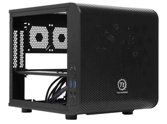 Thermaltake Core V1 Extreme Mini ITX Cube Chassis
