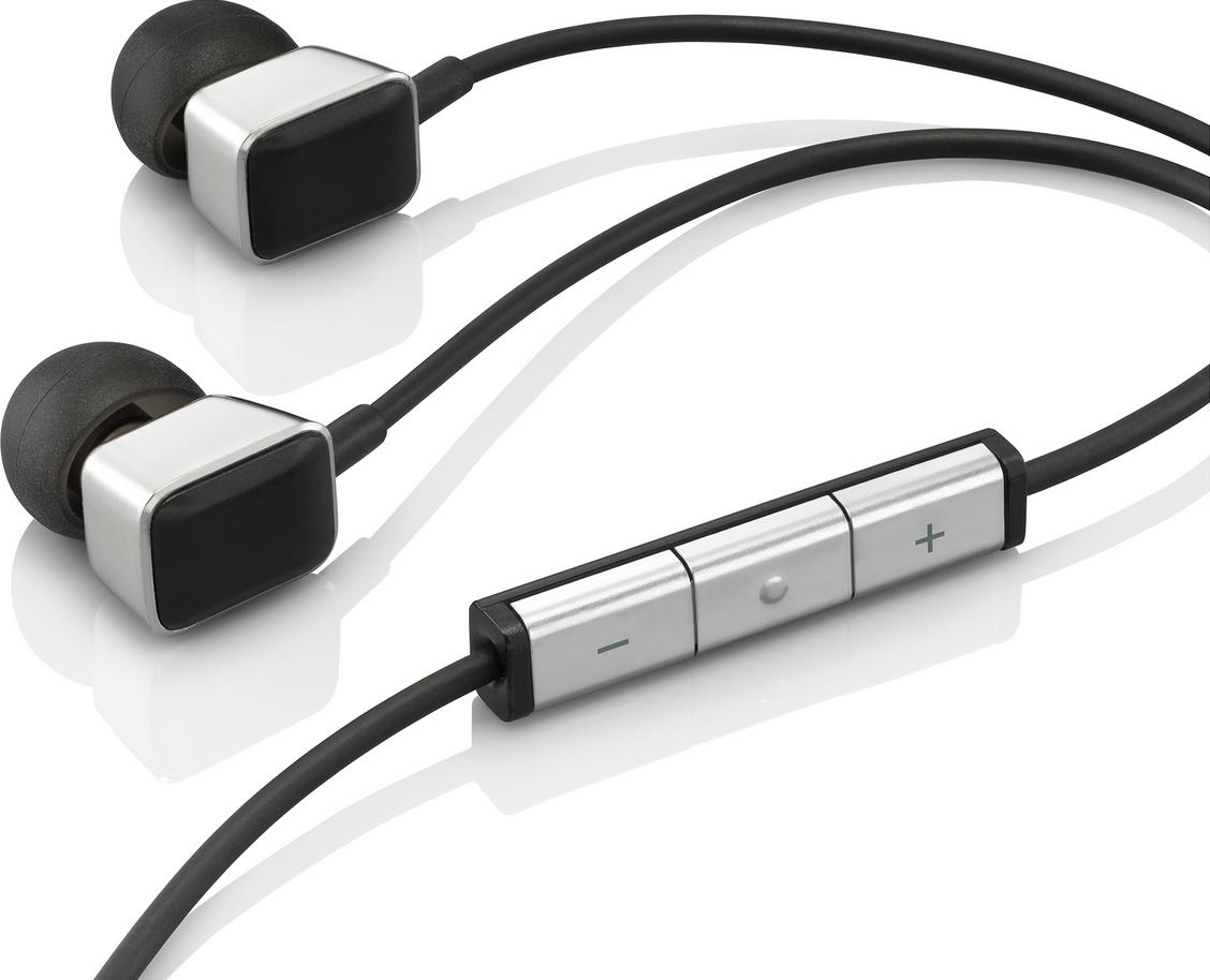 Harman Kardon AE Precision Earphones In-Ear Headphones with Extended Bass Response
